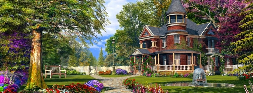 The Summer House Facebook cover photo
