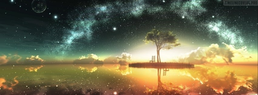 Totally Abstract World Facebook cover photo