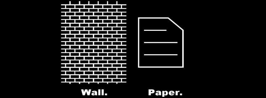 Wall Paper Facebook cover photo