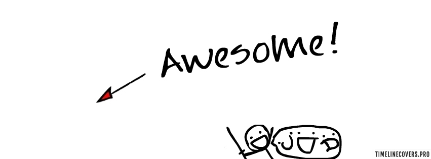 Who is Awesome Facebook cover photo