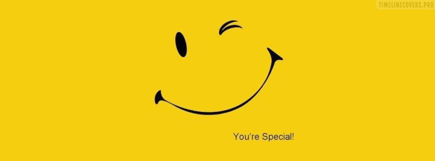 You are Special Facebook cover photo