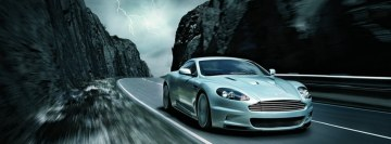 Aston Martin Auto Facebook Background TimeLine Cover