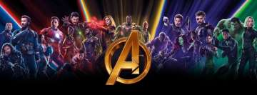 Avengers Infinity War Marvel Movie Facebook Cover