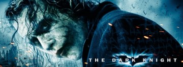 Batman The Dark Knight Joker Facebook cover photo