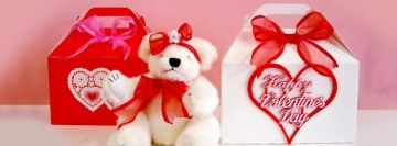 Happy Valentines Day Gifts Facebook Wall Image