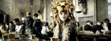 Harry Potter and The Half-Blood Prince. Luna Lovegood