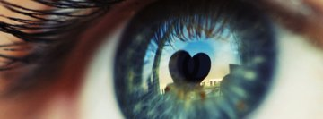 I See Love Facebook cover photo