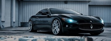 Maserati Sports Car Fb Cover