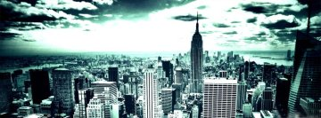 New York City View Facebook Background TimeLine Cover