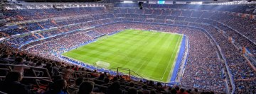 Santiago Bernabeu Stadium Facebook cover photo