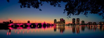 Sunset at Royal Park by Captain Kimo Facebook Background TimeLine Cover