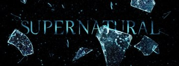 Supernatural Tv Series Facebook Cover