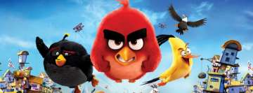 The Angry Birds Movie Facebook Cover-ups