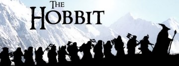 The Hobbit The Desolation of Smaug Movie Facebook Cover