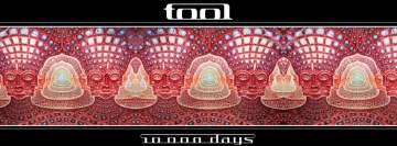 Tool 10000 Days Facebook Cover