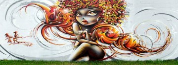 Vinie Graffiti and Rea Facebook Cover