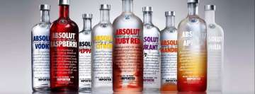 Absolut Vodka Facebook Banner