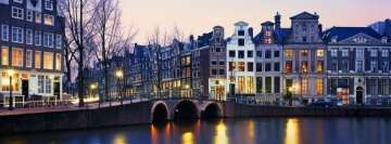 Amsterdam Facebook Cover