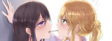 Anime Citrus Facebook Cover Photo