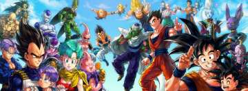 Anime Dragon Ball Heroes