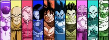 Anime Dragon Ball Super Heroes Facebook Wall Image