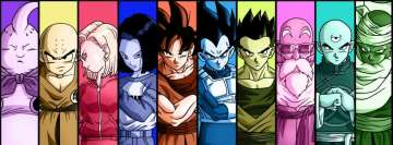Anime Dragon Ball Super Universal Survival Arc