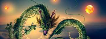 Anime Dragon Ball Z Shenron Dragon