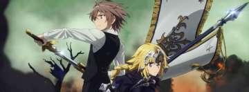 Anime Fate Apocrypha