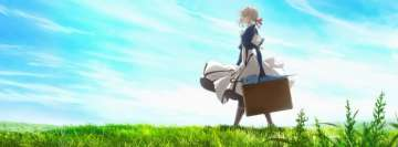 Anime Violet Evergarden Travels