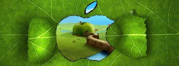 Apple View Facebook Cover