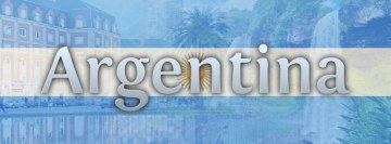 Argentina Flag Facebook Cover