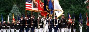 Armed Forces Day Parade Facebook Cover