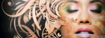 Art of Make Up Facebook cover photo