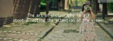 Art of Photography Quote