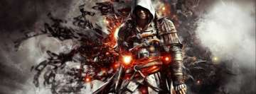 Assassins Creed iv Black Flag Facebook Cover Photo