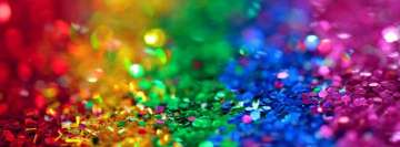 Assorted Color Sequins TimeLine Cover
