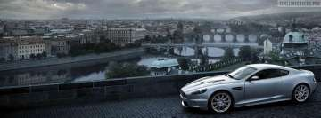Aston Martin and The City Facebook Cover Photo