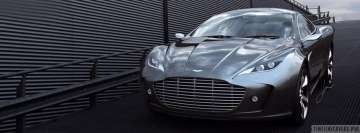 Aston Martin Gauntlet Front Side Facebook Wall Image