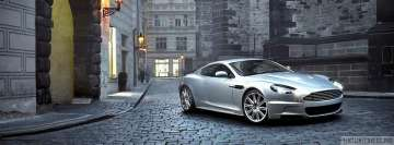 Aston Martin Outside