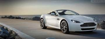 Aston Martin at The Beach Facebook Background TimeLine Cover
