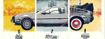 Back to The Future Facebook Background TimeLine Cover
