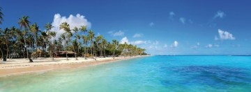 Bahia Punta Cana Beach Facebook cover photo