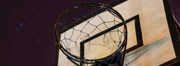 Basketball Hoop Facebook Banner