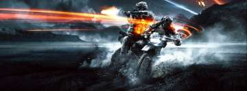 Battlefield 3 Facebook Cover-ups