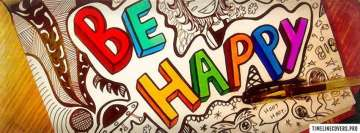 Be Happy Colorful