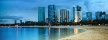 Beach Cityscapes Architecture Facebook Background