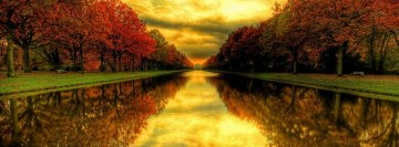 Beautiful Autumn Facebook Cover Photo
