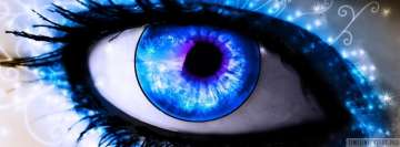 Beautiful Blue Eye Art