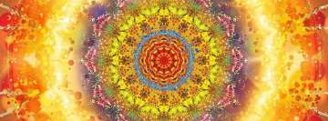 Beautiful Mandala Facebook Cover