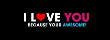 Because You are Awesome